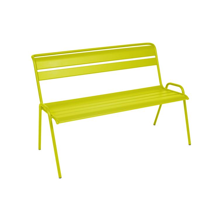 Banc Monceau Fermob verveine : Accessoires tables et chaises ...
