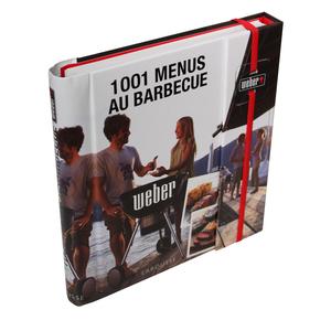 """Livre de recettes """"1001 Menus au Barbecue"""" 100289"""