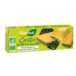 Gouters au chocolat noir - 225 gr 100332