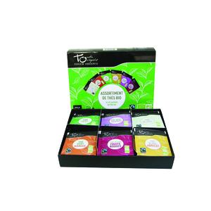 Coffret thé Touch Organic Bio 100443