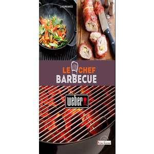 "Livre de recettes ""Chef Barbecue"" 100650"