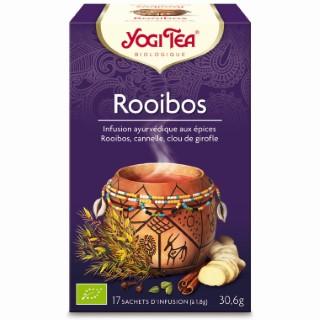 Yogi Tea Rooibos – La boîte de 17 sachets 103064