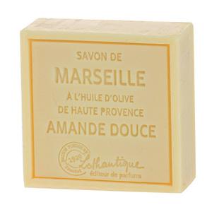 Savon de Marseille à l'Amande douce – 100 grammes 103758