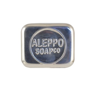 Boite à savon en aluminium TADE PAYS DU LEVANT 108183