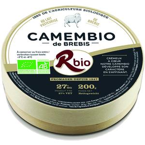 Camembio de Brebis Bio - 250 g 111824