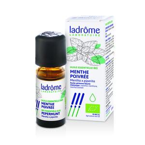 Huile essentielle bio de Menthe poivrée Ladrôme - 10 ml 113007