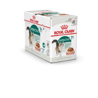 Instinctive 7+ Royal Canin 12 x 85 g 114408
