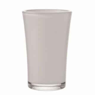 Vase Bloom blanc H 22 x Ø 14 cm 115023