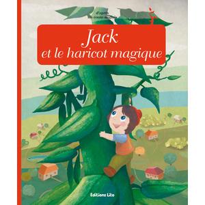 Jack et le Haricot Magique Minicontes Classiques 3ans Éditions Lito 115235