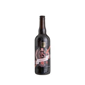 Bière BS brune bio. La bouteille de 75 cl 116641