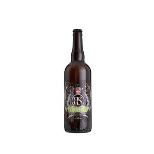 Bière BS Génépi bio. La bouteille de 75 cl 116644