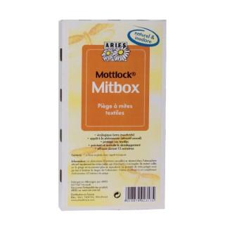 Recharge de piège à mites pour textiles boite de 2 pièces 118223