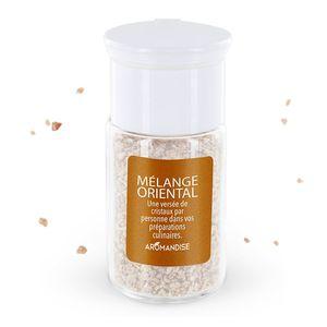 Cristaux d'huiles essentielles mélange oriental bio en boite de 10 g 118763