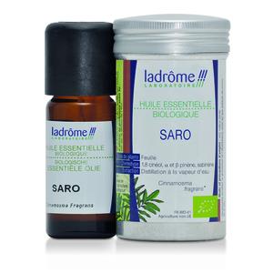 Huile essentielle bio de Saro Ladrôme - 10 ml 119311