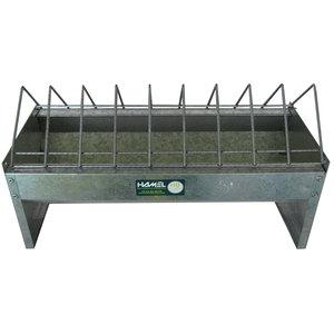 Mangeoire pour volailles en galva volailles 7 kg 119710