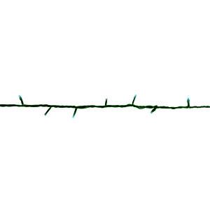 Guirlande flicker animée 8 m de long 122134