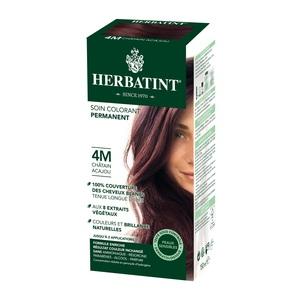 Coloration Herbatint Châtain Acajou - 4M.145 ml 122848