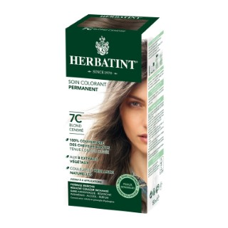 Coloration Herbatint Blond Cendré - 7C.145 ml 122856