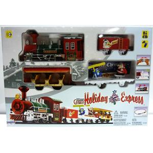 Train Holiday Express 30x40 cm 123512
