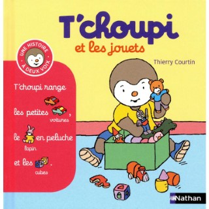T'choupi et les jouets éditions Éveil petite enfance 126811