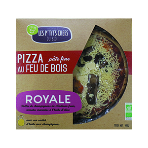 Pizza Royale - 400 g 127660