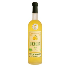 Limoncello bio 25 ° - bouteille de 70 cl 127664