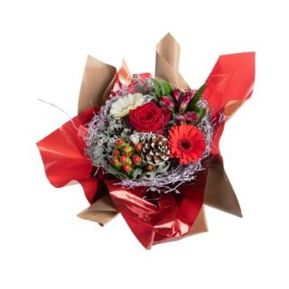 Bouquet Noël 128514