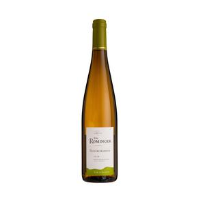 Vin blanc bio d'Alsace Gewurztraminer moelleux - 75 cl 130325