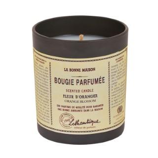 Bougie ronde parfumée à la Fleur d'oranger - 160 gr 137327