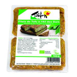 Filet de tofu à l'ail des ours - 2 x 80 g 143368