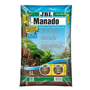 Substrat de sol pour aquarium Manado. Le sac de 5 litres 14531