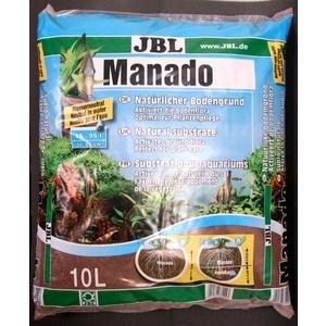 Substrat de sol pour aquarium Manado. Le sac de 10 litres 14532