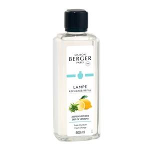 Parfum Zeste de verveine pour Lampe Berger 500 ml 150055