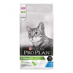 Croquettes pour chat stérilisé au lapin Pro plan 3 kg 157755