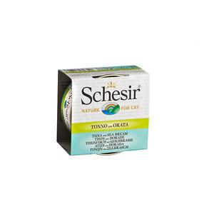 Boîte pour chat Schesir Thon Dorade 70 g 159199