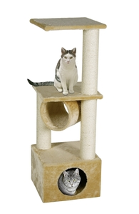 Arbre ŕ chat viola beige 159435