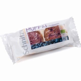 Muffins aux myrtilles bio en paquet de 140 g 159635