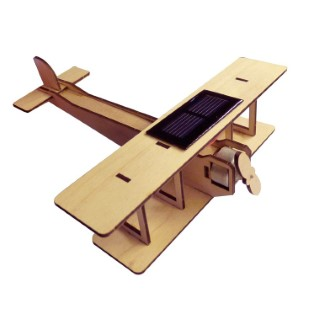 Kit Biplan bois solaire 160230