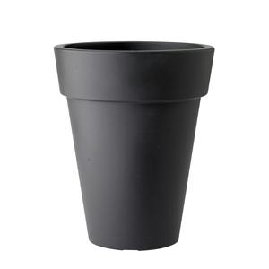 Pot pure round Elho de 22 L coloris noir Ø 40 x H 36 cm 165248