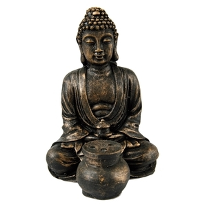 Décor avec diffuseur bouddha L7xl7xh10 cm 168157