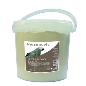 Patée elevage a la main pour perroquets 168898