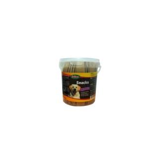 Pot de friandises extrudées au canard et à la dinde Bubimex 800 g 170716