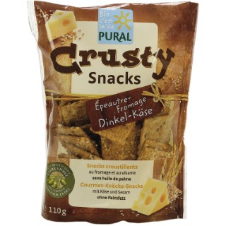Crusty Snacks épeautre fromage 110 g 170798