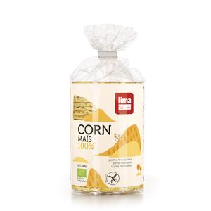 Galette de maïs rondes 120 g 170803