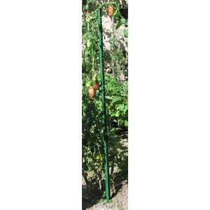 Eco tuteur 180 cm plastique – couleur verte 174366