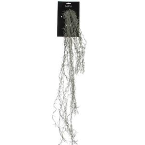 Tillandsia vert en chute plante artificielle à suspendre H 115 cm 174666