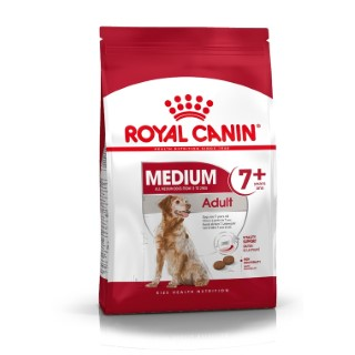 Croquette 4kg Medium mature Royal Canin 177471