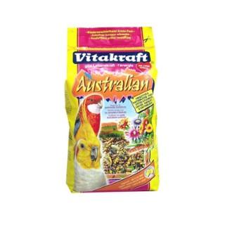 Mélange Grandes Perruches Australian Vitakraft 750g 178496