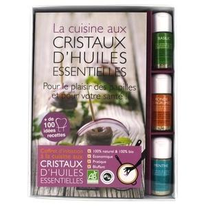 Coffret cristaux d'huiles essentielles 183389