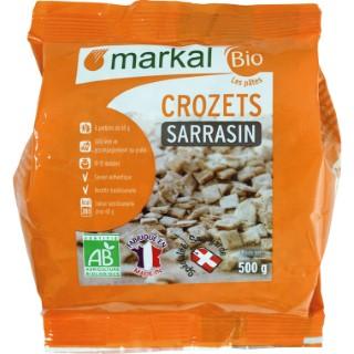 Crozets au sarrasin bio - 500 gr 183759